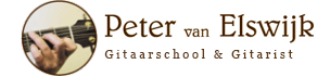 Gitaarschool Peter van Elswijk