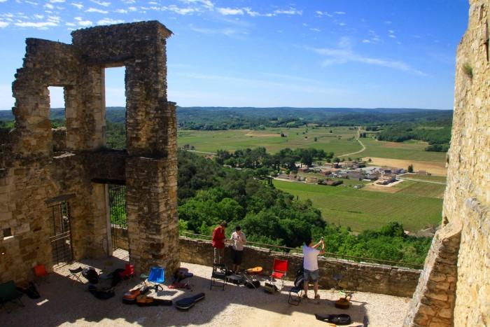 Gitaarclinic Zuid Frankrijk