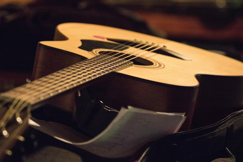 gitaar-closeup