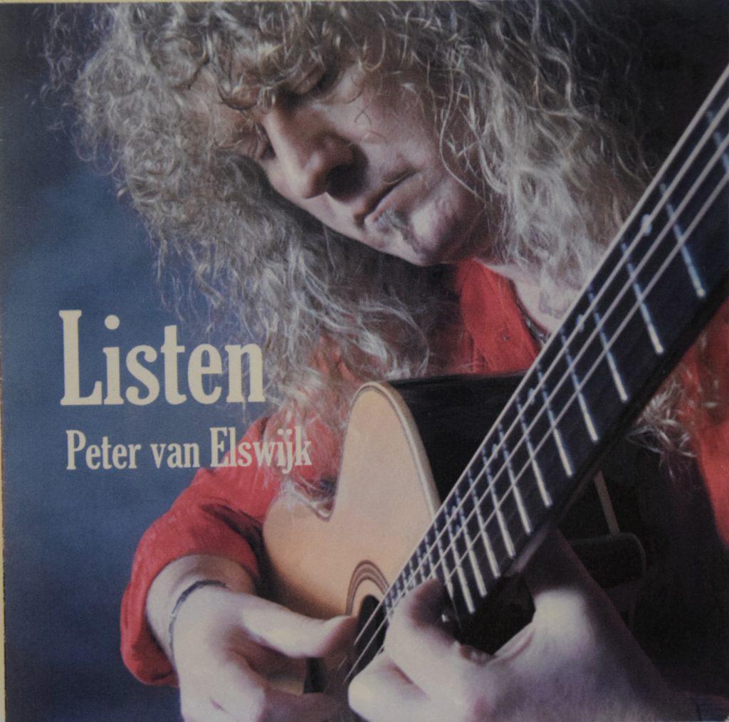 CD-Listen-voorkant